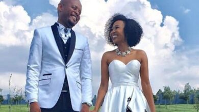 Photo of Dineo Ranaka Pesha Confirms She Is A Married Woman With A Birthday Message To Her Husband