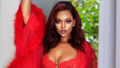 Photo of SA Celebs And Their Sexy Lingerie Shoots In Celebration Of Valentine's Day