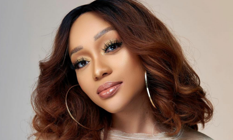 Pic! Thando Thabethe Reveals Her New Man During Their Hot V-Day Date