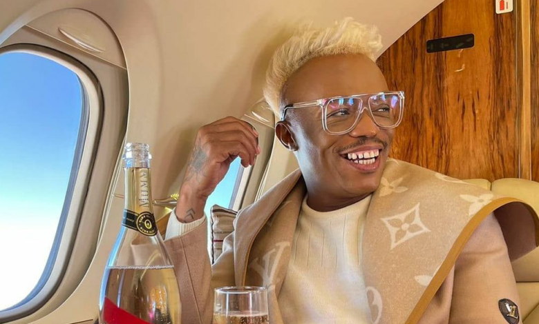 Somizi Sheds Light On How Much Money He Has