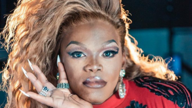 "Photo of Siv Ngesi's Drag Queen Persona ""Sivanna"" Scores A Major Modelling Gig"