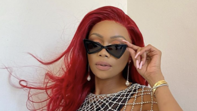 Photo of SA Celebs Who Are Rocking Red Hair During The Month Of Love