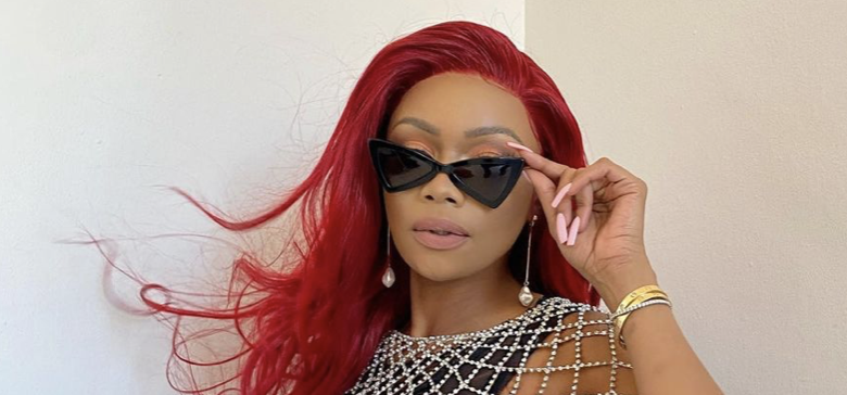 SA Celebs Who Are Rocking Red Hair During The Month Of Love