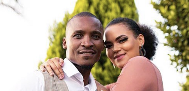 Phumeza Mdabe Gushes Over The Positivity Her Husband Adds To Her Life