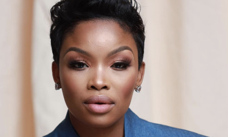 Isibaya's Zinhle Mabena Reportedly Arrested On Account Of Attempted Murder