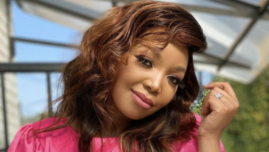 Photo of Pic! Thembisa Nxumalo Pens Heartfelt Message In Celebration Of Her Husband Birthday