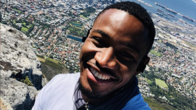 Photo of Lunga Shabalala Shares More Details About His New Acting Role