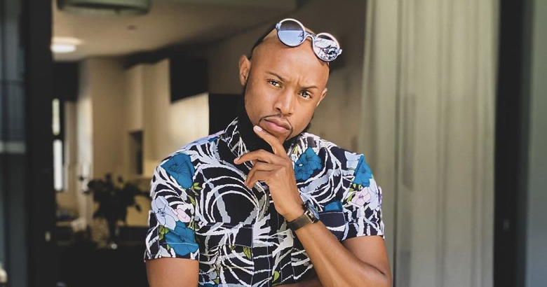 Watch! Mohale Scores A New Ambassador Deal With Popular Gin Brand
