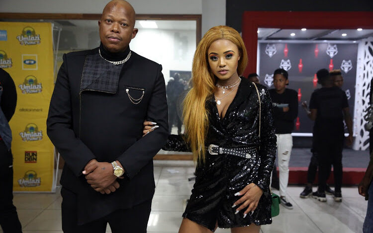 Black Twitter Reacts To Mampintsha Repeatedly Calling Babes Wodumo To Ask Her Whereabouts During Her Interview With MacG