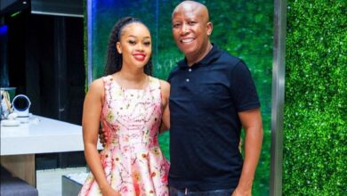 Photo of Mantoa Matlala Pens A Heartfelt Message To Her Husband In Celebration Of His 40th Birthday