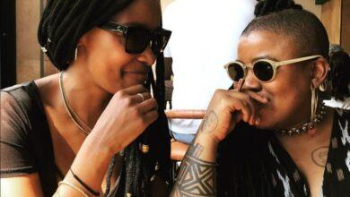Photo of Thandiswa Mazwai Celebrates 25 Years Of Friendship With Bonnie Mbuli In Heartwarming Birthday Message