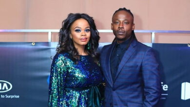 Photo of Former Generations Actor Thabiso Mokhethi And Wife Called It Quits