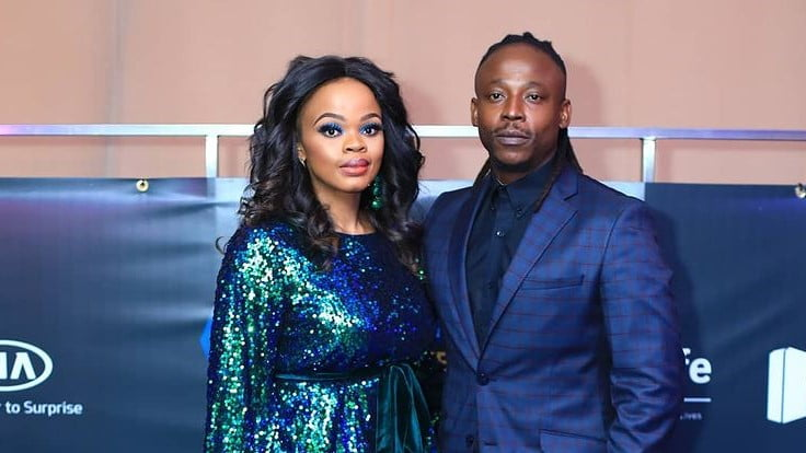 Former Generations Actor Thabiso Mokhethi And Wife Called It Quits