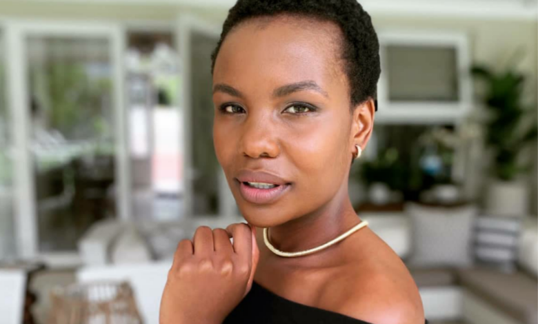 Mona Monyane Bags A New Acting Role