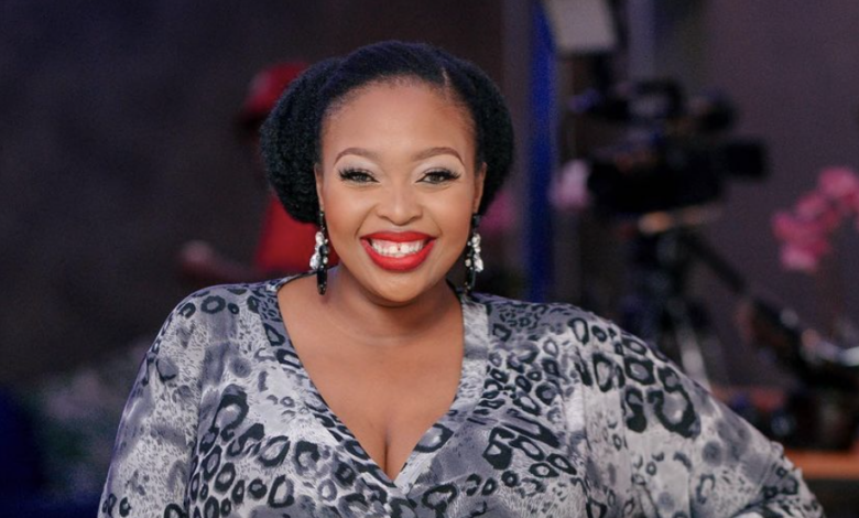 Relebogile Mabotja Sets The Record On Speculations That She's Having Twins