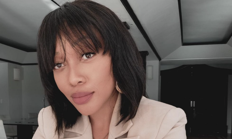Thando Thabethe Reacts To Getting Snubbed At This Year's SAFTA's