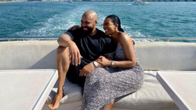 Photo of Connie Ferguson Sends Husband Shona A Sweet And Flirty Birthday Shout-out