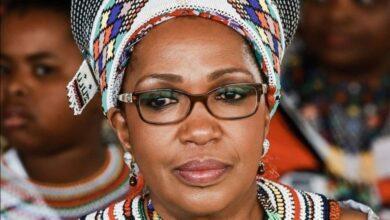 Photo of SA Celebs Send Condolence Messages Following The Passing Of Zulu Queen, Her Majesty Queen Shiyiwe Mantfombi Dlamini Zulu