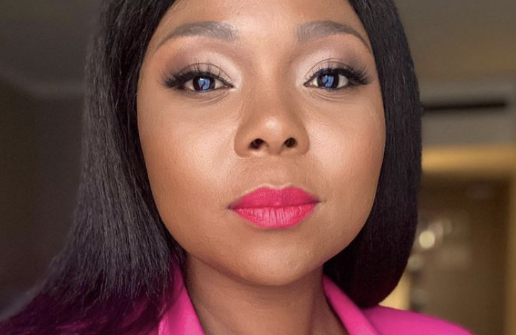 Mpho Letsholonyane Reflect On Her Challenging Conceiving Journey In Celebration Of Her Son's 9th Birthday
