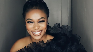 Photo of Watch! Nomzamo Mbatha's Cool Interaction With Prince Harry