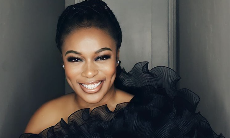 Watch! Nomzamo Mbatha's Cool Interaction With Prince Harry