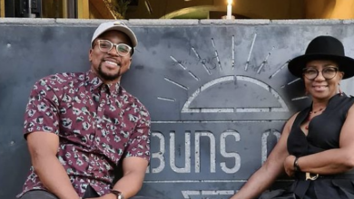 Photo of Pic! Maps Maponyane Pens A Heartfelt Message To His Mother In Celebration Of Her Birthday