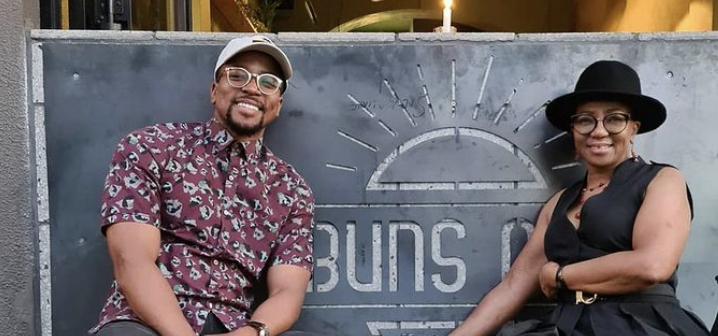 Pic! Maps Maponyane Pens A Heartfelt Message To His Mother In Celebration Of Her Birthday