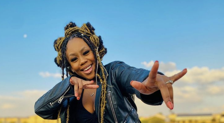 Watch! Bontle Modiselle Heats Up Social Media With Another Sexy Dance Challenge