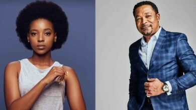 Photo of Here's How Many Millions Actor Mangaliso Ngema Is Suing Actress Lorraine Moropa For In Defamation Lawsuit