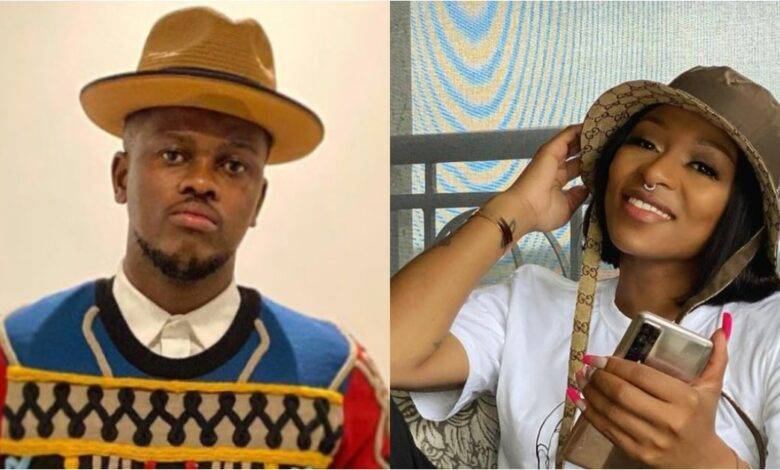 DJ Zinhle Sends Her Partner Murdah Bongz A Sweet Birthday Shout Out