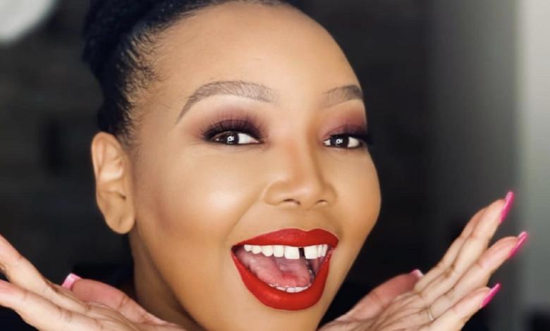 Pics! Thembisa Nxumalo Heats Up Social Media With Hot Swimsuit Photos