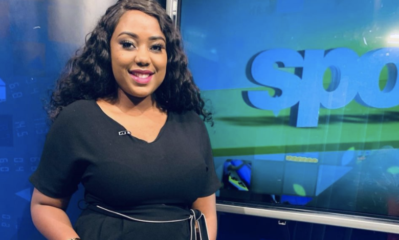 Namibian Broadcaster Jessica Breaks Silence On Viral Video Of Her Awkward Exchange With Her Co-Host #JessicaWeAreLive