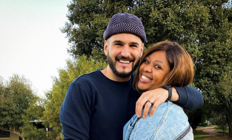 J Something's Sweet Gesture And Heartfelt Message To His Wife Coco Leaves Mzansi Celebs SBWL'ng