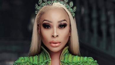 Photo of Pic! Khanyi Mbau Explains Her 'Pregnant Looking' Instagram Post