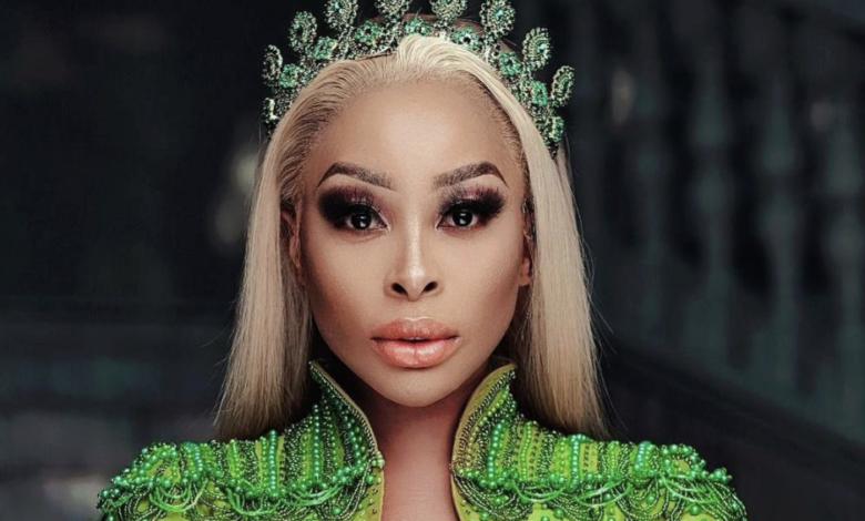 Pic! Khanyi Mbau Explains Her 'Pregnant Looking' Instagram Post