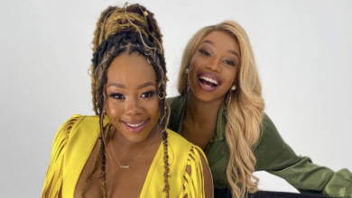 Pic! Bontle Modiselle Remembers Her Late Father In Celebration Of Her And Her Sister Candice's New Netflix Show