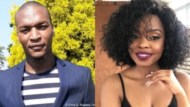 Photo of Pic! Isibaya's Chris Radebe Sparks Dating Rumours With Actress Londeka Mcunu