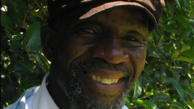 Photo of Veteran Actor Stephan Mofokeng Dies