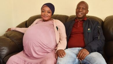 Photo of Record Breaking Gauteng New Mom Of 10 Babies Reaches Out To Mzansi For Help