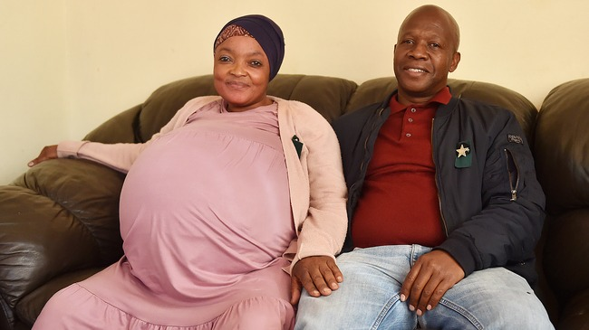 Record Breaking Gauteng New Mom Of 10 Babies Reaches Out To Mzansi For Help
