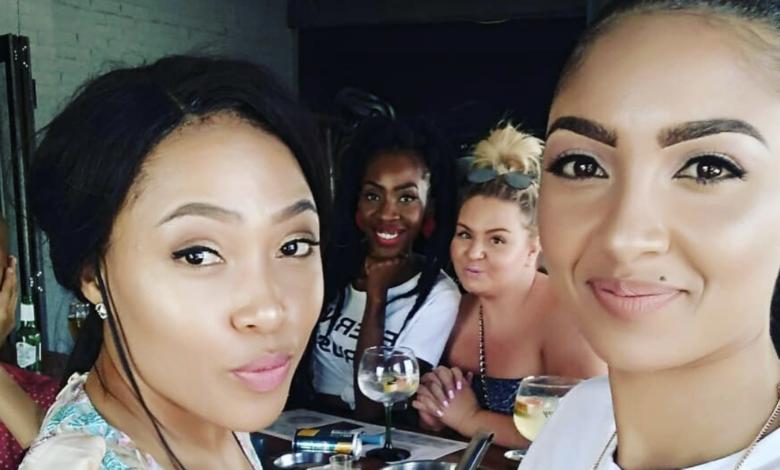 Simphiwe Ngema Shares Why Best Friend Joanne Reyneke Felt Bad After Dumi Masilela's Death