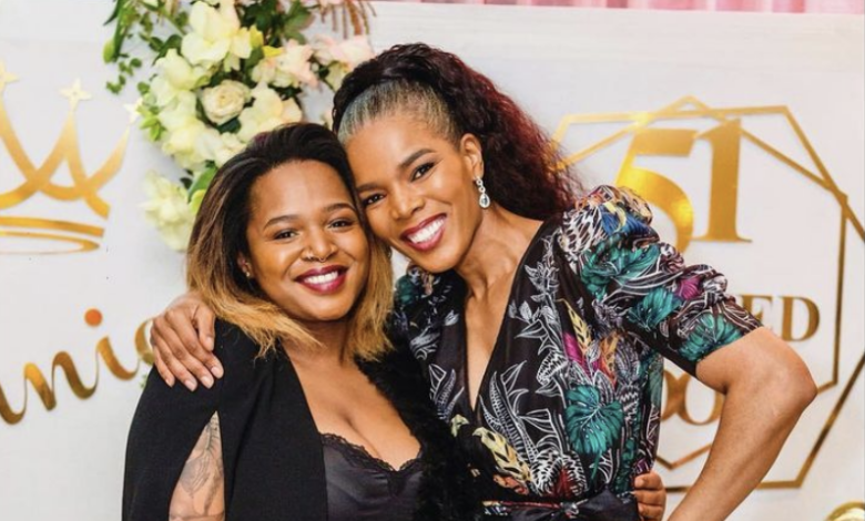 Watch! Lesedi Matsunyane Gets Candid About Her Battle With COVID-19