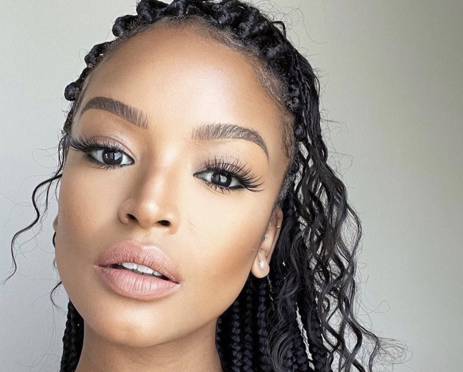 """Black Twitter Reacts To Ayanda Thabethe's """"Privileged"""" Comment"""