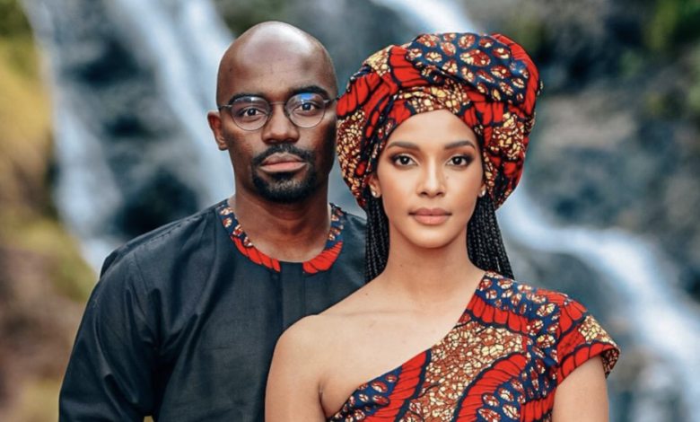 Pics! Inside Liesl Laurie And Musa Mthombeni's Lobola Day