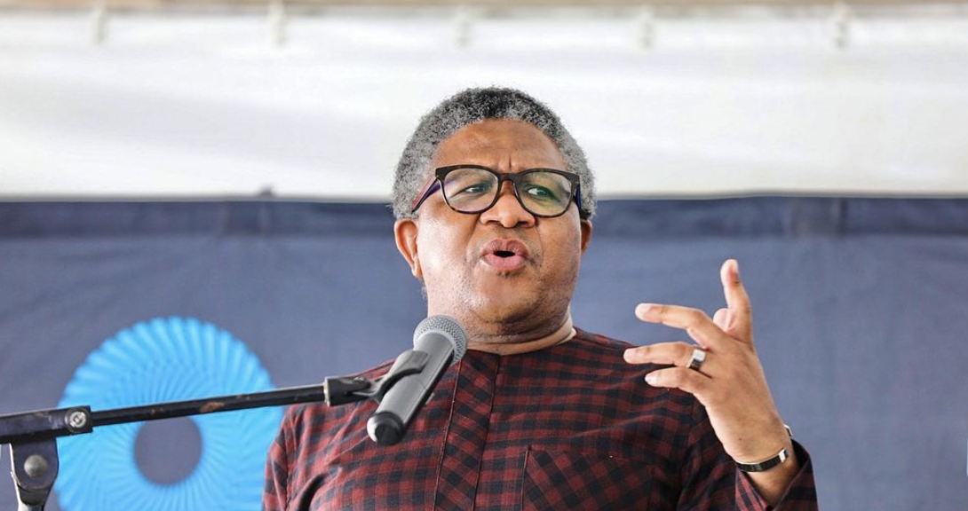 Fikile Mbalula Reveals Why He Reserved His Comments On Drakes #CLB Album