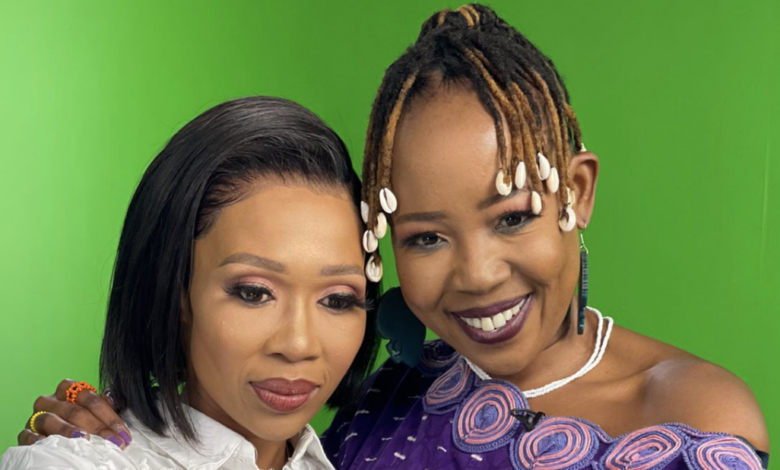 Pic! Ntsiki Mazwai And Dineo Ranaka On Good Terms Following Heated Twitter Exchange