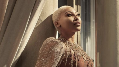 Enhle Mbali Speaks On Why She Wants Her Children's Father In Their Lives