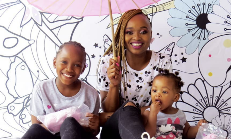 TV And Radio Personality Ntombi Mzolo Mourns The passing Of Her Daughter