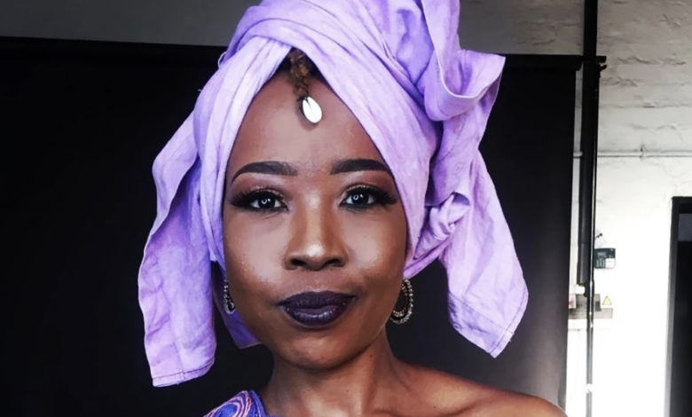 """""""What A Boring Personality"""" Ntsiki Mazwai Shares Her Opinion On MoFlava's Radio Show"""