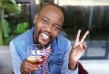 Pic! Moshe Ndiki Launches His Mobile Food Truck Franchise